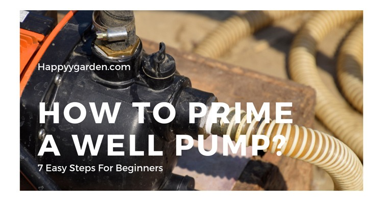 How-To-Prime-a-Well-Pump